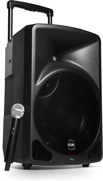 Altavoz Portatil Dddy Alto Transport 12 Altavoz Portatil 400w Djsolutions