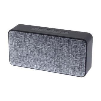 Altavoz Portatil Etdg Altavoz Portà Til Bluetooth Con Radio Fm Avenzo Av645gr Gris