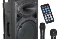 Altavoz Portatil O2d5 Ibiza sound Port8vhf Bt Altavoz Portà Til Con Baterà A Mas Que sonido