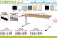 Altura Mesa O2d5 Mesas De Oficina Regulables En Altura Muebles Y Sillas De Oficina