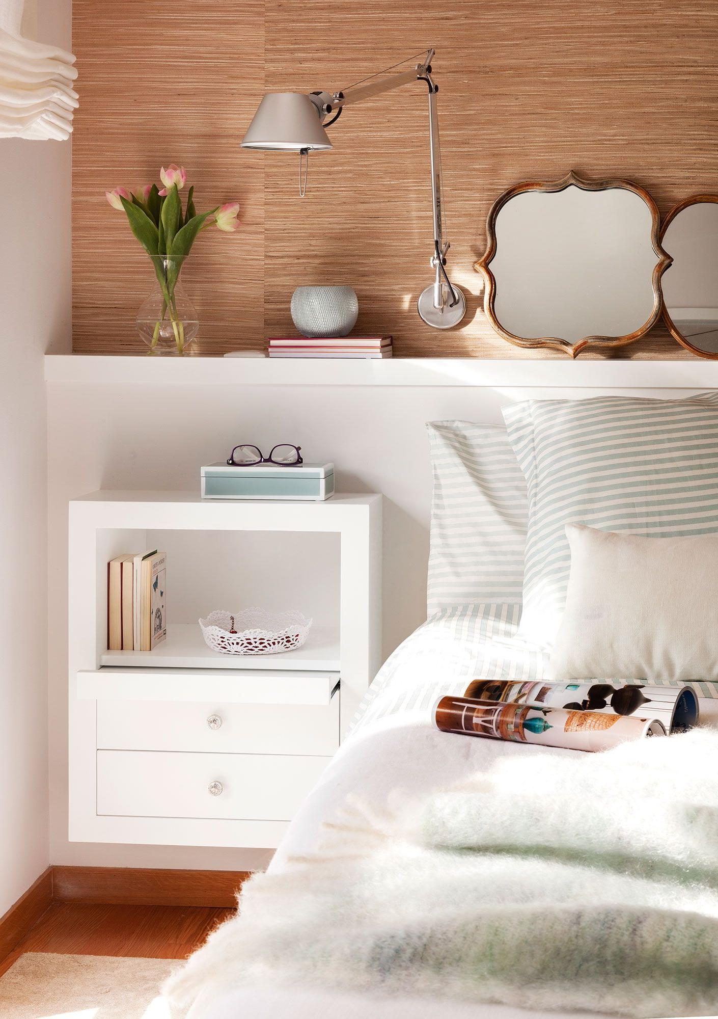 Altura Mesita De Noche 9ddf Doble Altura Carlitos Bedroom Room Y Basement Bedrooms