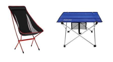 Amazon Mesas Plegables S1du En Tenemos Dos Cupones De Descuento Para Camping 30 De