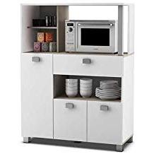 Amazon Muebles De Cocina Irdz Mueble Auxiliar Cocina