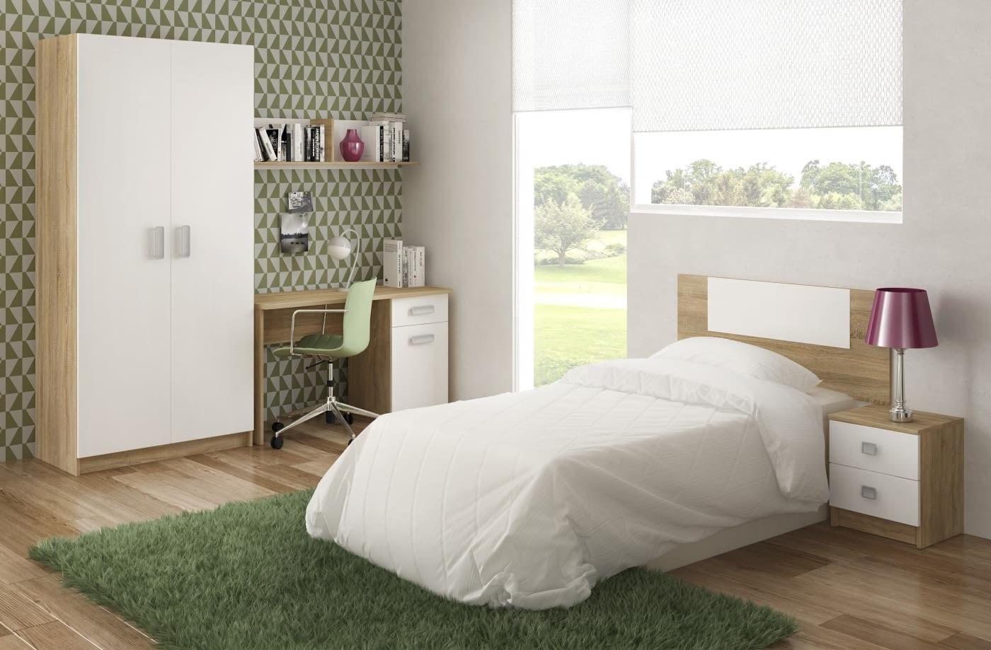 Amazon Muebles Dormitorio Dddy Dormitorio Juvenil Pleto Dormitorio De Matrimonio