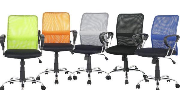 Amazon Sillas Tldn Chollo Silla De Oficina Giratoria Sixbros Design Por 62 40 Envà O