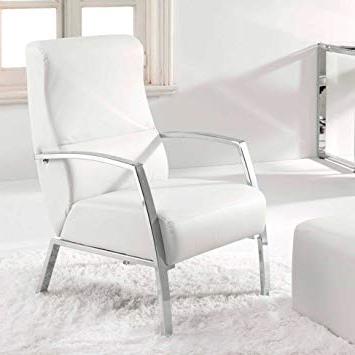 Amazon Sillones 3id6 Adec Sillon butaca Tango Medidas 60 X 63 X 95 Cm Color Blanco