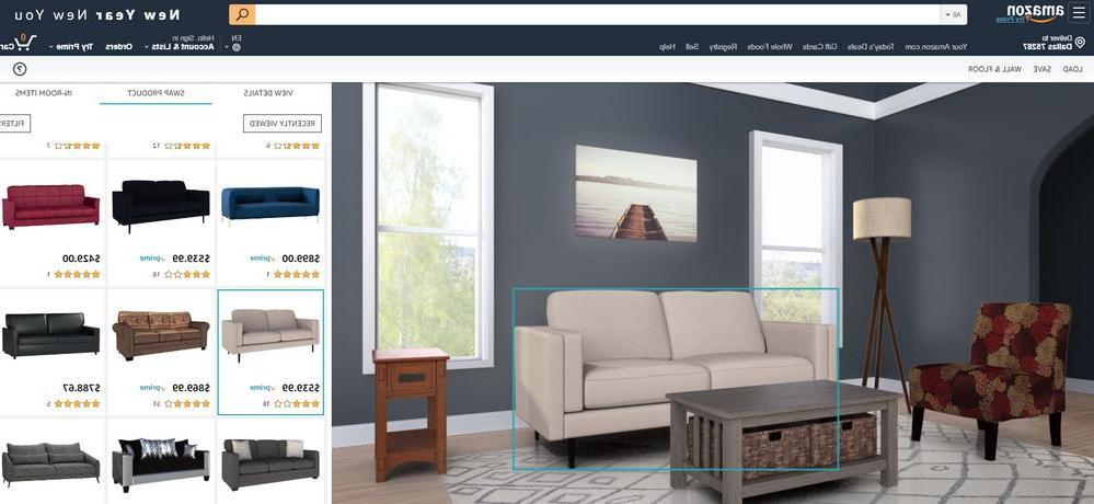 Amazon Sillones Ipdd Lanza Showroom Un Espacio Virtual Para Ver Muebles Y