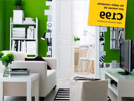 Amueblar Piso Completo Ikea H9d9 Lack Ikea Decorar Salà N Pleto Por 199 Decorar Hogar