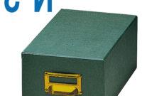 Archivador Carton Ftd8 Mariola Fichero De Cartà N Verde Nº 3 170 X 125 X 240 Mm