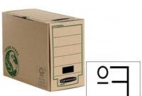 Archivador Carton Q5df Prar Archivador Definitivo De Cartà N Reciclado Lomo De 15 Cm