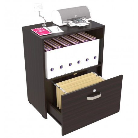 Archivador Con Llave Wddj Archivador Con Llave Color Wengue Maderkit S A