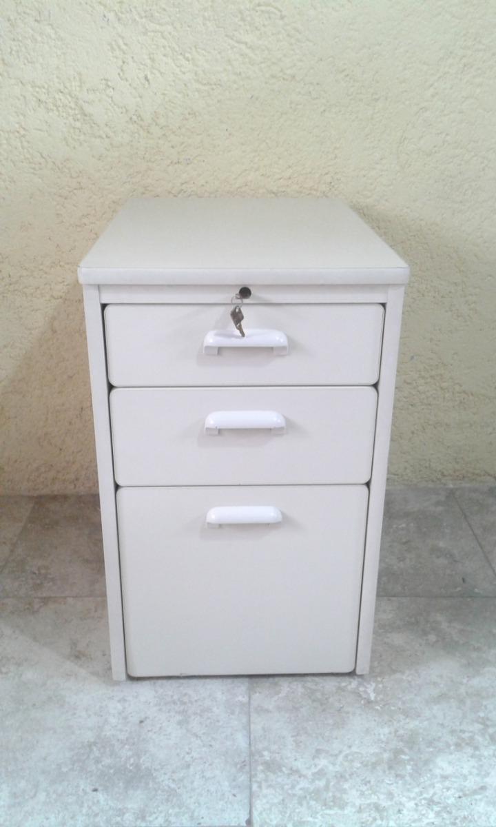 Archivador Con Llave X8d1 Cajonera Mueble Oficina Archivador Con Llave 2 250 00 En Mercado