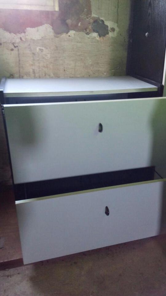 Archivador Con Llave X8d1 Mueble Oficina Archivador Con Llave De Segunda Mano Por 79 En