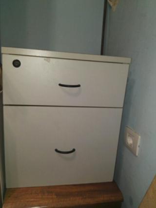 Archivador Metalico Ikea Qwdq Cajonera Archivador De Segunda Mano En Wallapop