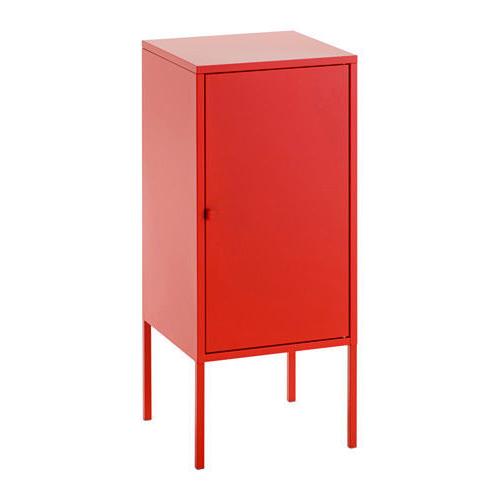 Archivador Metalico Ikea T8dj Ikea Cabinet Cupboard Storage solution Home Office Living Metal Red
