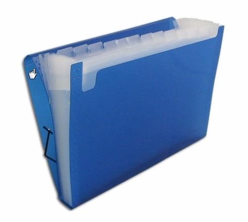 Archivador Plastico S5d8 Archivador Plastico Giro organizador Documentos Oficina Bs 410