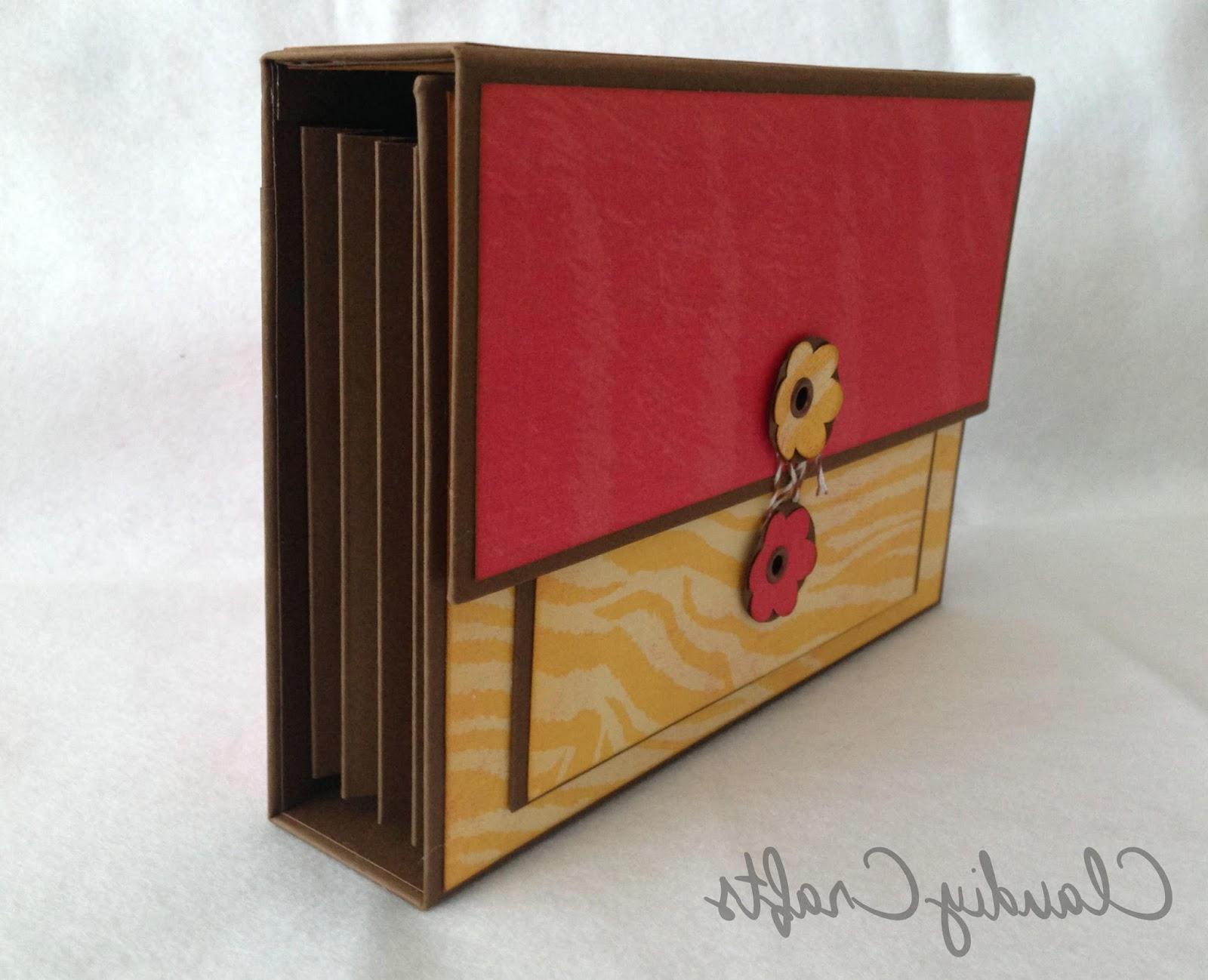 Archivadores De Carton O2d5 Claudiy Crafts Tutorial Diy Archivador Reciclando Cartà N De