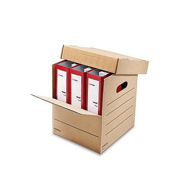 Archivadores De Carton S5d8 Cajas De Cartà N Con Capacidad Hasta 8 Archivadores Ratioform Embalajes