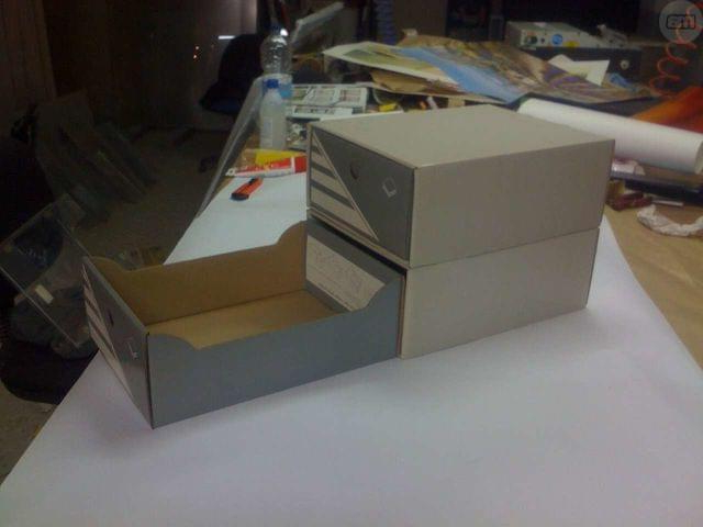 Archivadores De Carton Whdr Mil Anuncios Cajones Archivadores Modulares De Carton