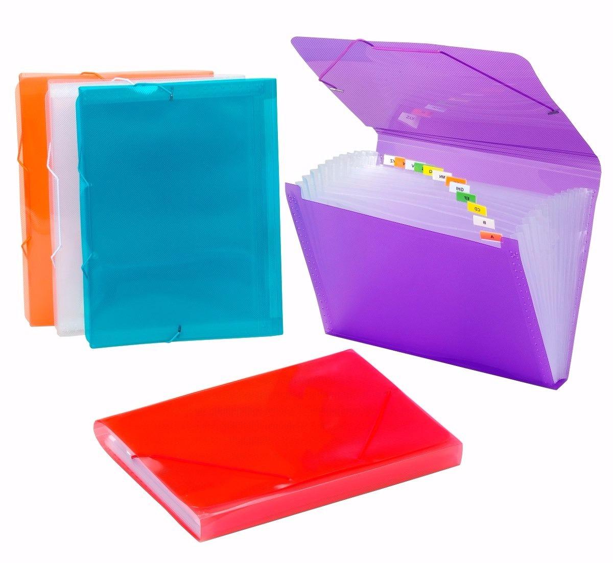 Archivadores De Plastico Bqdd Archivador De Plastico Tipo Acordeon Bs 1 85 En Mercado Libre