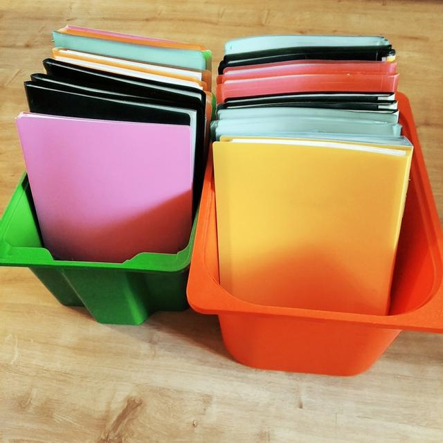 Archivadores De Plastico Nkde Plastic Folders Archivadores De Plà Stico De Segunda Mano En