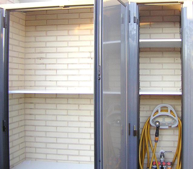 Armario Aluminio 9fdy Armarios A Medida De Aluminio Para Terrazas O Interiores Ventanas