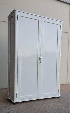 Armario Aluminio U3dh Armarios De Exterior Configurador