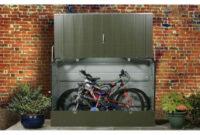 Armario Para Bicicletas Dwdk Armario Exterior De Terraza De 30 Fotos Con Los Modelos De 2019