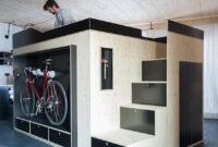Armario Para Bicicletas Ffdn Colgada Del Techo O Bajo Las Escaleras 10 formas De Integrar La
