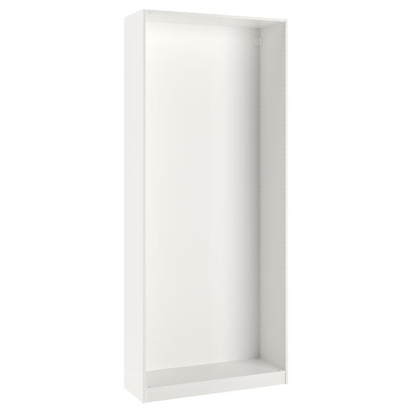 Armarios Baratos Ikea Zwd9 Estructura Armario Pax Blanco