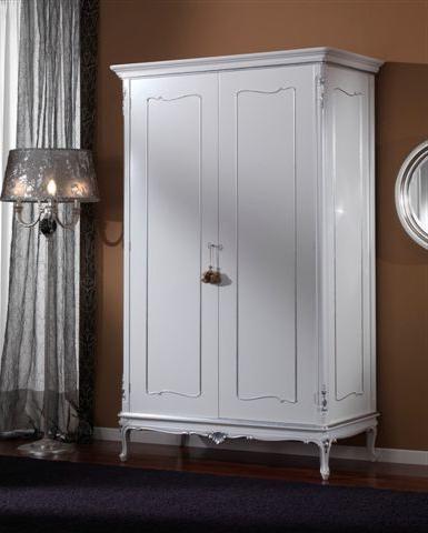 Armarios Clasicos Mndw Armario Con 2 Puertas Adecuadas Para Los Dormitorios Clà Sicos