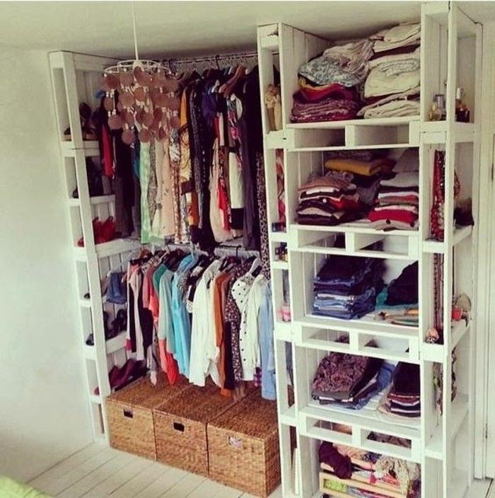 Armarios Con Palets Q0d4 â 1001 Ideas Para Hacer Muebles Con Palets FÃ Ciles Bedroom