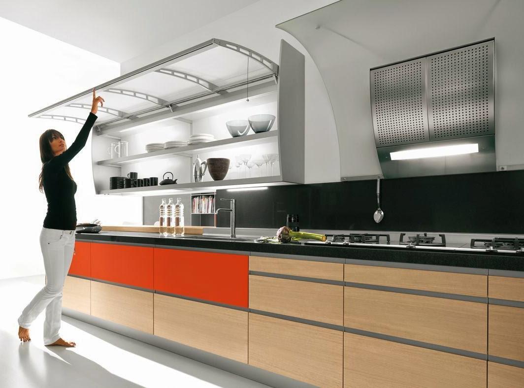 Armarios De Cocina Altos Thdr Sistemas De Apertura Para Muebles Altos Por Cuà L Decidirse