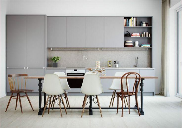 Armarios De Cocina Altos X8d1 Las Medidas De Los Muebles De Cocina Kansei Cocinas Servicio
