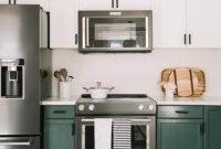 Armarios De Cocina Ffdn 15 Inspiradoras Cocinas Con Armarios Pintados Y CÃ Mo Hacerlo