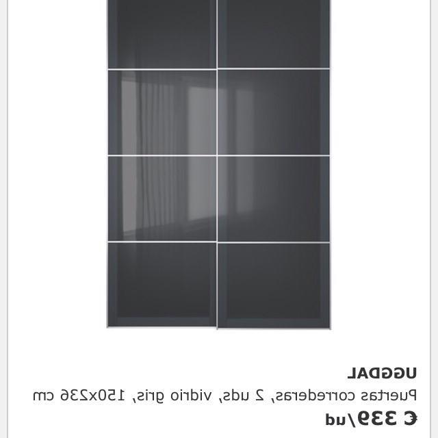 puertas correderas armarios ikea Ftd8 Ikea Con Puertas Correderas De Instalar Armarios USzVpM