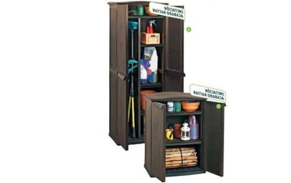 Armario exterior resina gallery of armarios de resina for Ikea armarios de resina para exterior