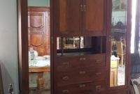 Armarios Grandes Tldn Precioso Armario Art Nouveau Grandes Dimensiones Con Lunas Y Espejo Dormitorio