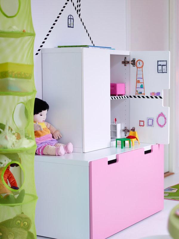 Armarios Ikea Niños 9ddf Impresionante Armario Mu Ecas Ikea orden Y Juegos Ampliacion