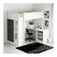 Armarios Ikea Niños Txdf Dormitorio formado Por Litera Con Armario De Una Puerta Mesa