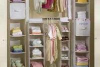 Armarios Para Bebes Etdg Ideas Para organizar El Armario De Los Nià Os