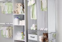 Armarios Para Bebes Wddj organizador De Armario Closet Para Bebes Color Gris 649 00 En