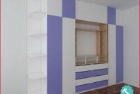 Armarios Para Niños H9d9 Armario Nià Os Mueble Closet Tv Para Dormitorio De NiOs Dise