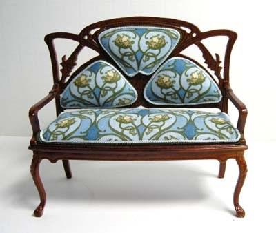 Art Deco Muebles U3dh Caracterà Sticas Del Mobiliario Art Nouveau Arkiplus