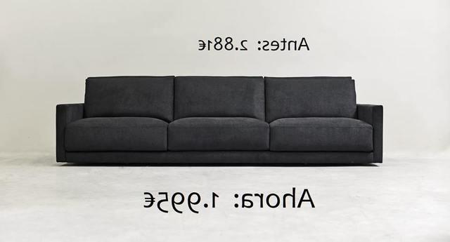 Atemporal sofas Budm sofà S Outlet Alta Gama Lucas atemporal