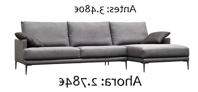 Atemporal sofas Budm sofà S Outlet Modelo Nelson atemporal
