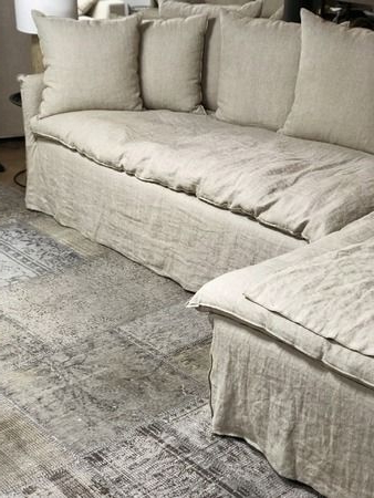Atemporal sofas Wddj atemporal Coleccià N Linen Linus Home In 2019 Couch
