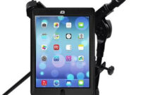 Atril Para Tablet S1du Pra soporte De Tablet Para Colocar En Tripie Para Microfono O