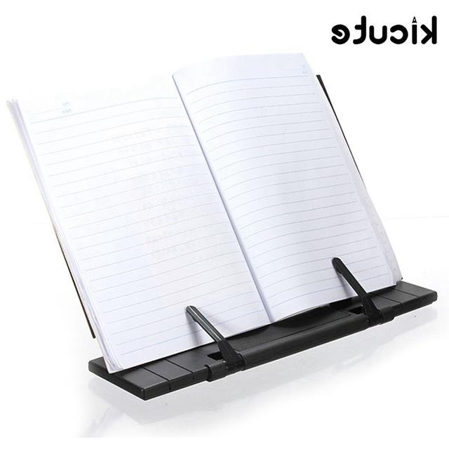 Atril Portatil 87dx Kicute Portà Til Ajustable De Acero Documento soporte De Libro