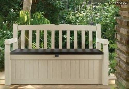 Banco Baul Exterior Dddy Baul Banco De Jardin Resina Keter Mod Eden Garden Bench